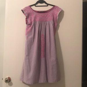 Mi Golandrina Mexican Dress